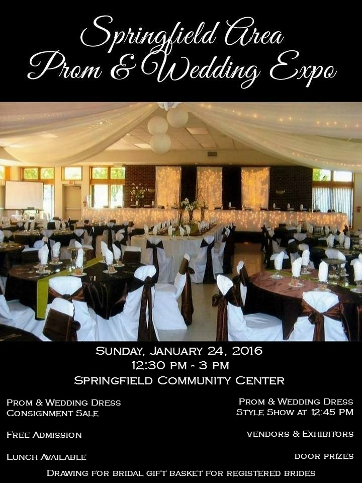 2016 Prom and Wedding Expo Sign