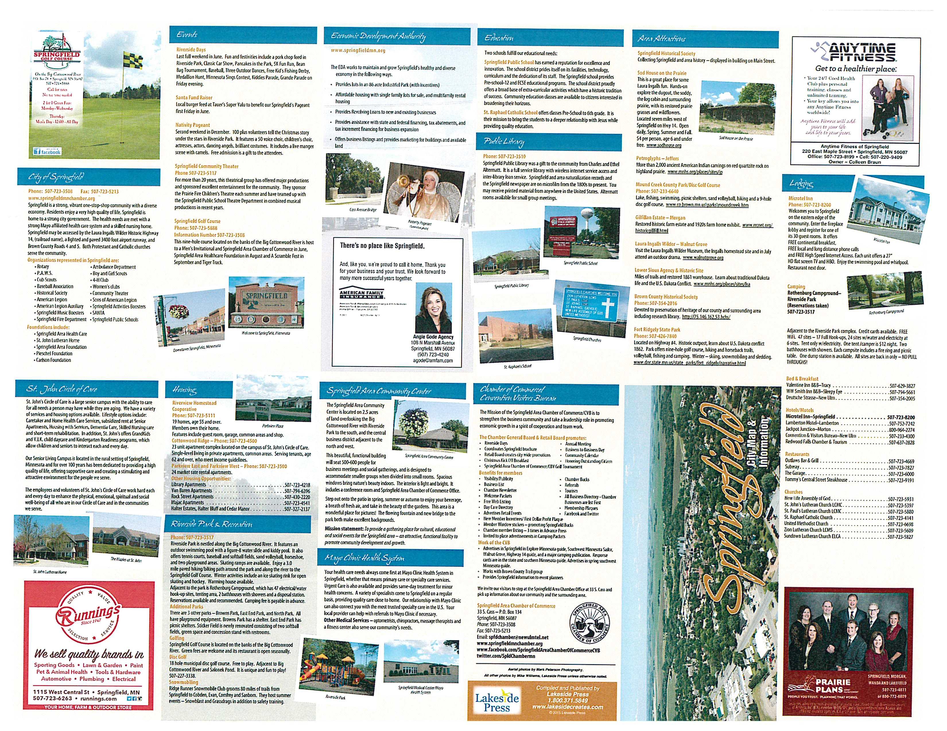 Springfield Brochure