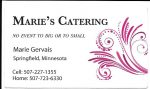 Marie's Catering
