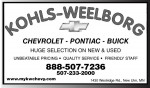Kohls Weelborg Chevrolet