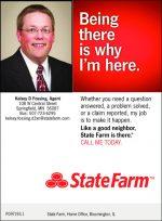 State Farm Insurance – Kelsey Fossing Agency